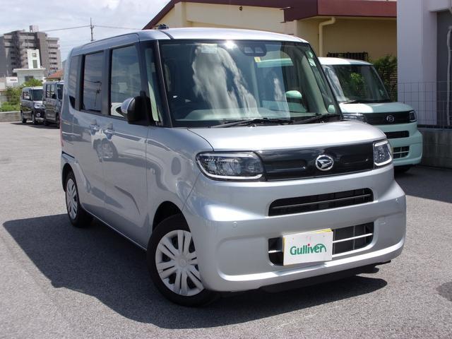 沖縄県の中古車ならタント X スマートキー/バックカメラ/ETC/パワーミラー/片側パワースライドドア