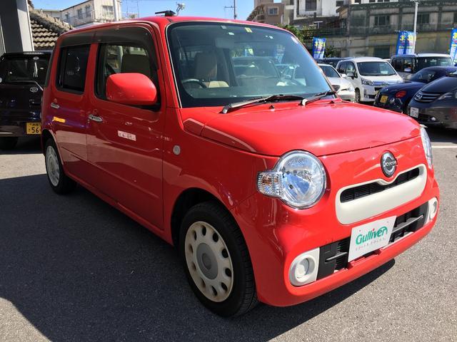 沖縄県の中古車ならミラココア ココアX ETC スマートキー ワンセグTV CD