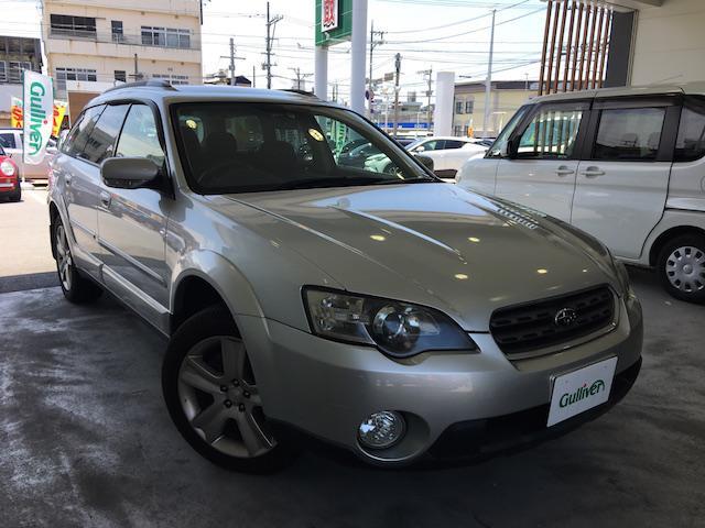 沖縄県の中古車ならレガシィアウトバック 2.5i 純正オーディオ ETC キーレスキー