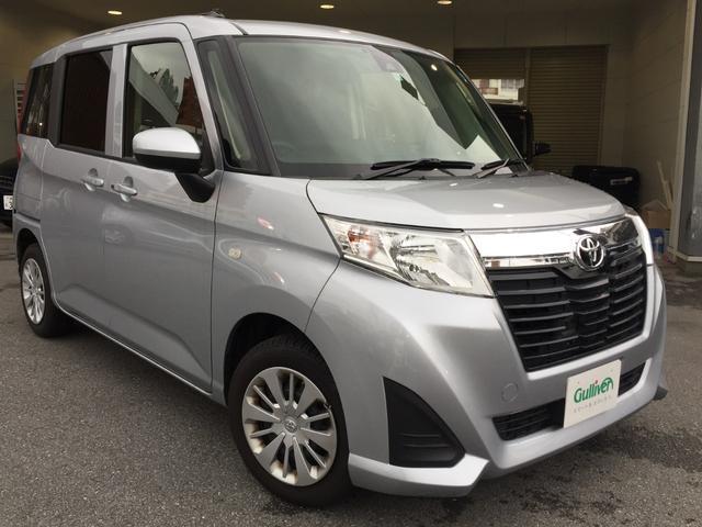 トヨタ ルーミー XS  衝突軽減・ナビ・テレビ