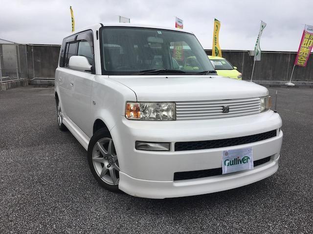 沖縄県の中古車ならbB Z Xバージョン オーディオ