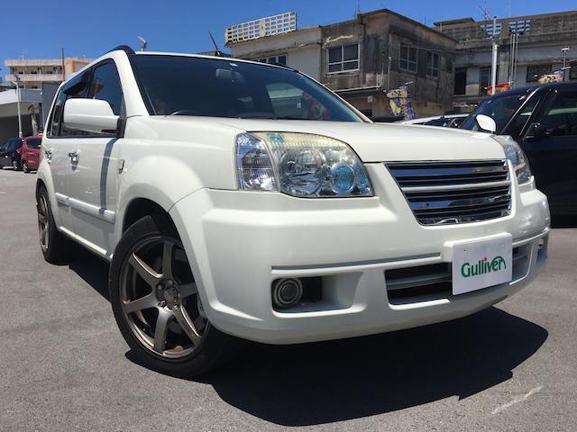 沖縄県の中古車ならエクストレイル GT 社外オーディオ スマートキー ガラスルーフ