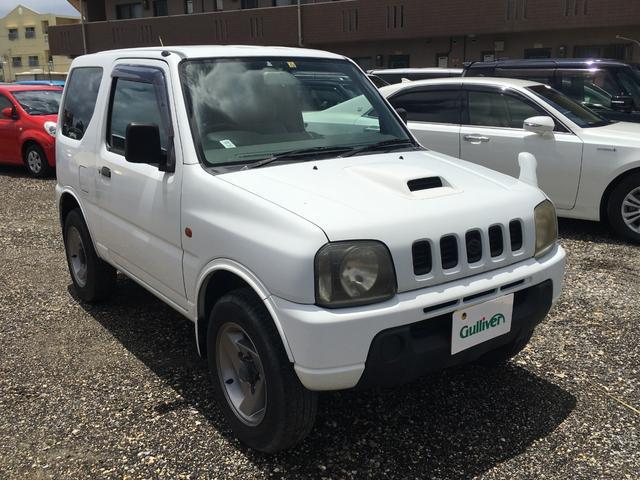 沖縄県の中古車ならジムニー XA CDオーディオ
