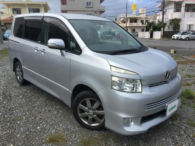 沖縄県の中古車ならヴォクシー ZS煌  スマートキー・純正ナビ・バックカメラ・両側パワスラ