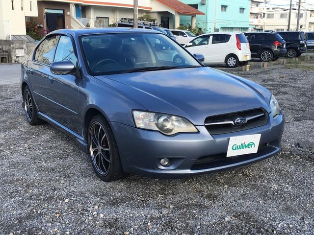沖縄県の中古車ならレガシィB4 2.0i Bスポーツ ETC ナビ ステアリングリモコン