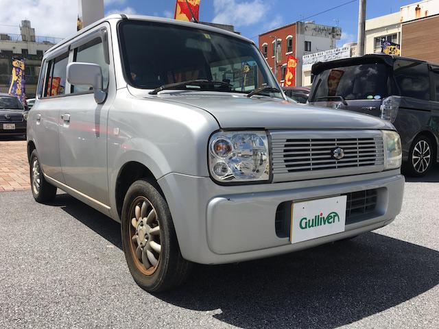 沖縄の中古車 スズキ アルトラパン 車両価格 39万円 リ済別 2003(平成15)年 5.7万km シルバー