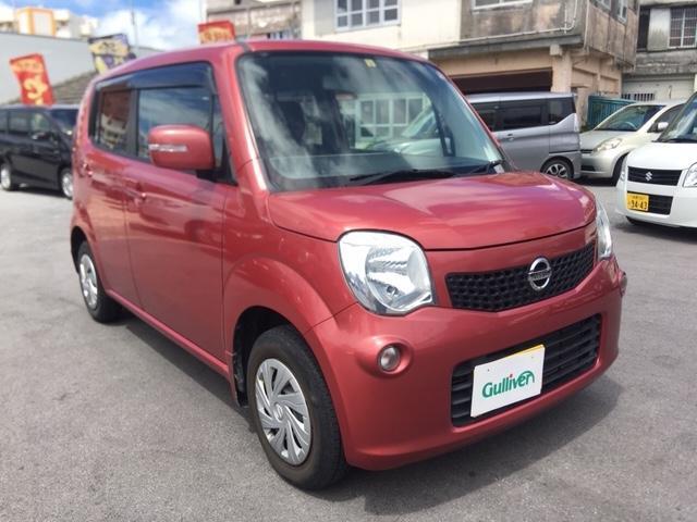 沖縄県の中古車ならモコ X スマートキー ナビ バックかメラ