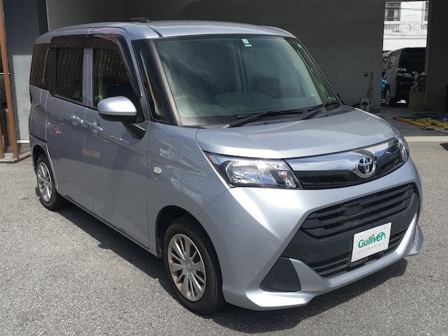 トヨタ タンク X 純正オーディオ 片側パワスラ