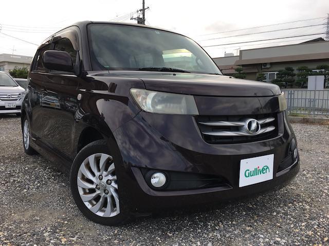 沖縄の中古車 トヨタ bB 車両価格 34万円 リ済別 2006(平成18)年 9.8万km パープル