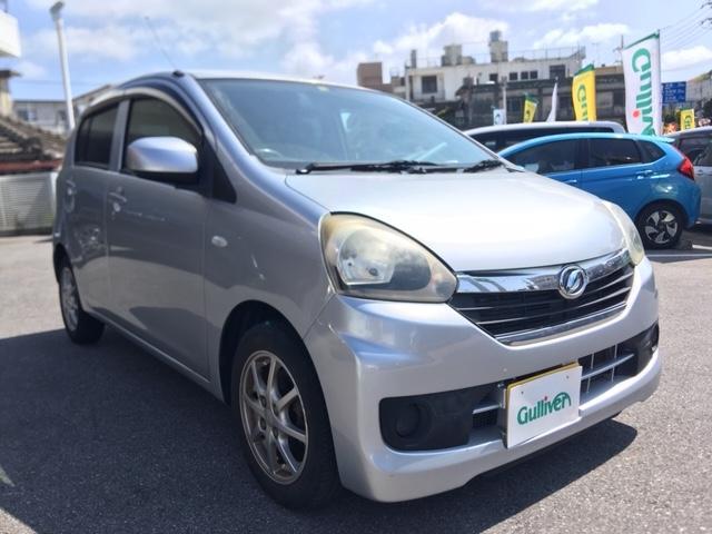 沖縄県の中古車ならミライース X 純正オーディオ スペアキー