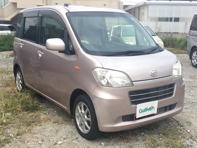 沖縄県の中古車ならタントエグゼ X パワステ CD AUX