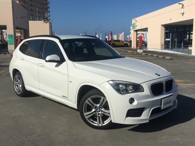 BMW BMW X1 sDrive 18i Mスポーツ ポータブルナビ
