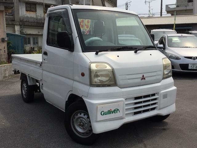 沖縄県の中古車ならミニキャブトラック ベースグレード