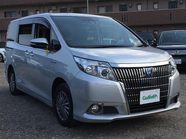 トヨタ ハイブリッドXi ETC・ステアリングスイッチ