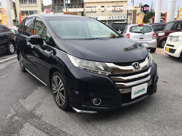 沖縄県の中古車ならオデッセイ アブソルート・EX パワーシート 両側パワスラ ナビ