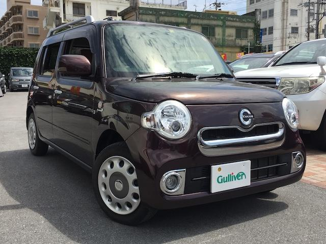 沖縄県沖縄市の中古車ならミラココア ココアプラスXスマートセレクションSN アイドリングストップ