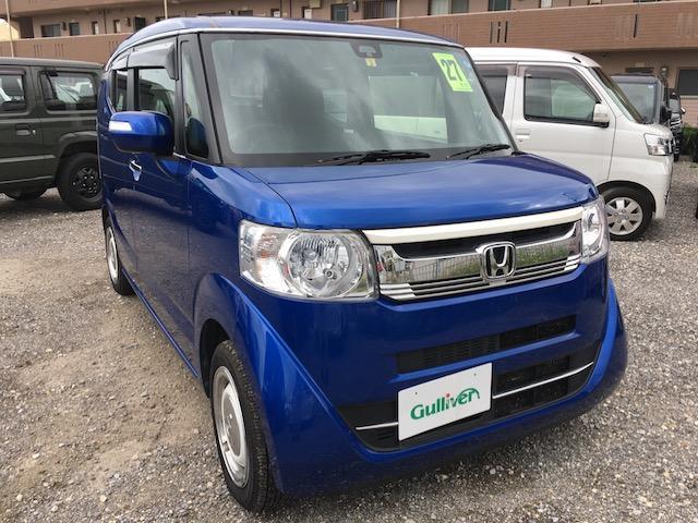 沖縄県の中古車ならN-BOXスラッシュ X ナビ バックカメラ