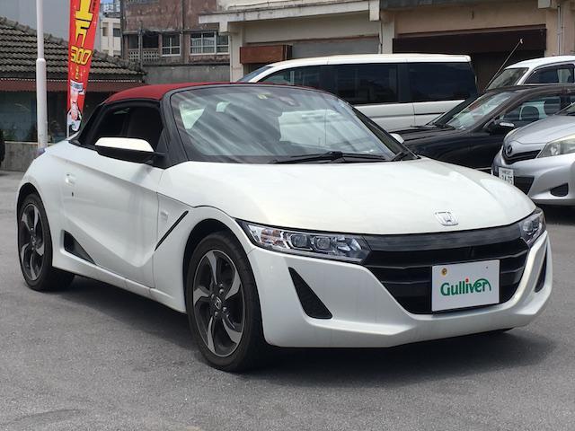 沖縄県の中古車ならS660 コンセプトエディション センターディスプレイ ETC