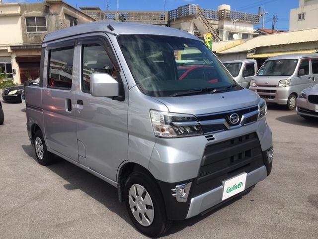 沖縄県の中古車ならハイゼットカーゴ デッキバンG SA3 キーレス 電格ミラー