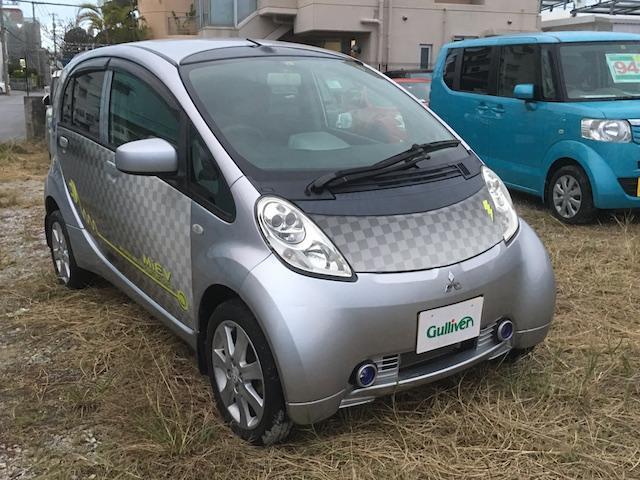 沖縄県の中古車ならアイミーブ G