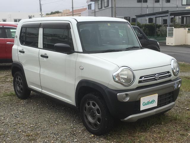 沖縄県の中古車ならハスラー A キーレス オーディオ