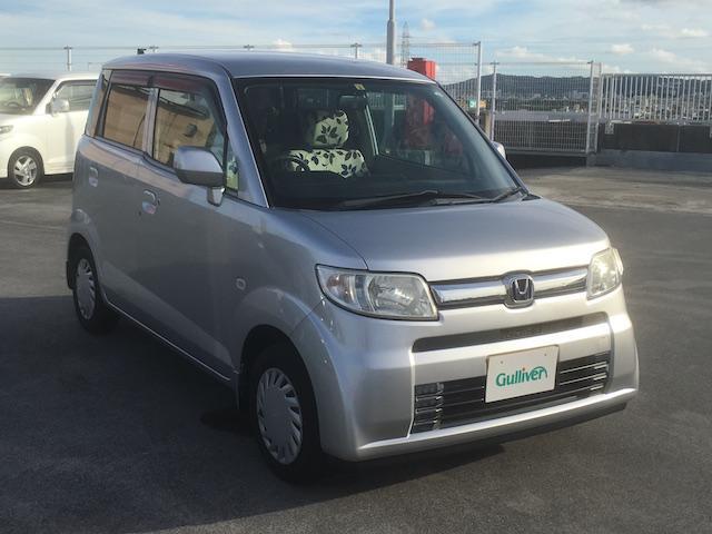 沖縄の中古車 ホンダ ゼスト 車両価格 39万円 リ済別 2010(平成22)年 4.1万km シルバー