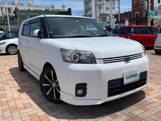 沖縄県の中古車ならカローラルミオン 1.5G エアロツアラー スマートキー プッシュスタート