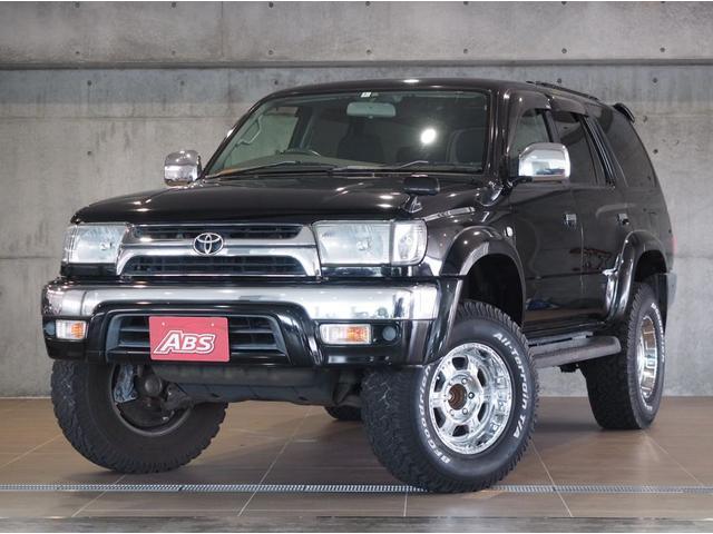 トヨタ SSR-V ブラックナビゲーター 16AW リフトアップ