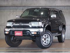 沖縄の中古車 トヨタ ハイラックスサーフ 車両価格 98万円 リ済別 平成13後 13.1万K ブラック