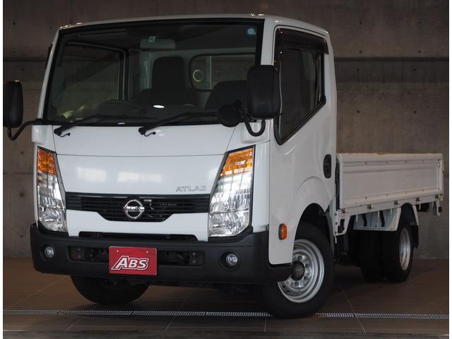 沖縄県の中古車ならアトラストラック スーパーロー 買取1オーナー 1.5t積 ETC 錆止め付き