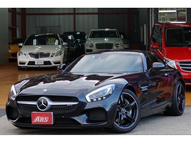 メルセデスAMG AMGダイナミックPG D車左H禁煙車 AMGアルミ