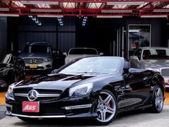 M・ベンツSL63 AMG禁煙買取 カーボンインテリア AMGホイール