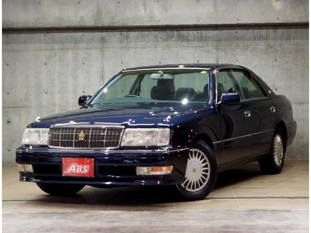沖縄県の中古車ならクラウン ロイヤルサルーンG キーレス クルコン パワーシート