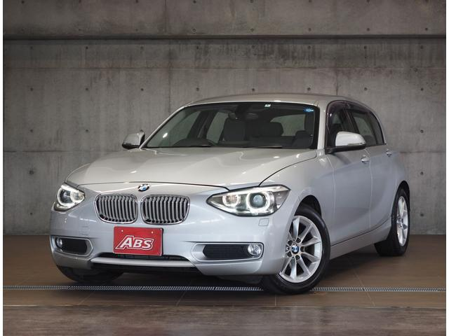 沖縄の中古車 BMW BMW 車両価格 69万円 リ済別 2012(平成24)年 7.7万km シルバー