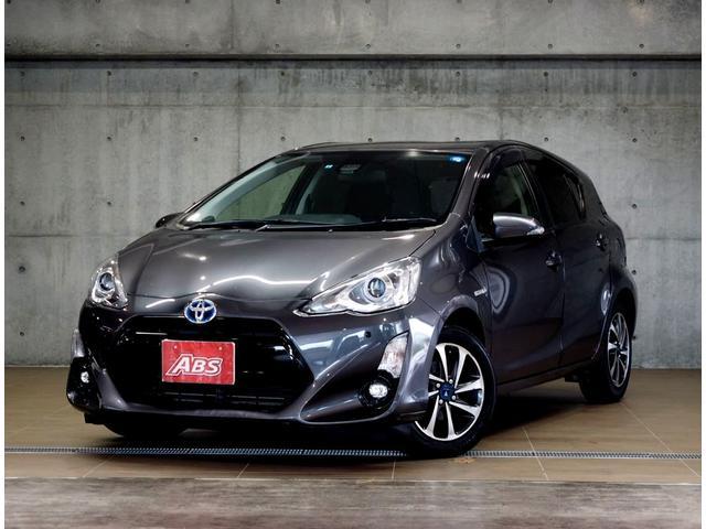 トヨタ G 買取1オーナー クルコン モデリスタAW コーナーセンサ