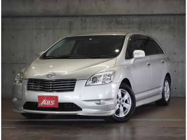 沖縄の中古車 トヨタ マークXジオ 車両価格 49万円 リ済別 2008(平成20)年 9.4万km シルバー