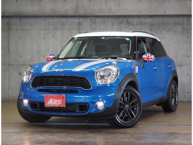 沖縄県の中古車ならMINI クーパーS クロスオーバー 買取直販