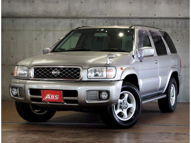 沖縄県の中古車ならテラノ ワイド R3m-X サンルーフ タイミングベルト交換済