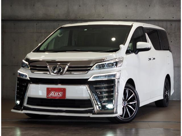 トヨタ 2.5Z Gエディション 禁煙1オナ 黒革 エアロ LED