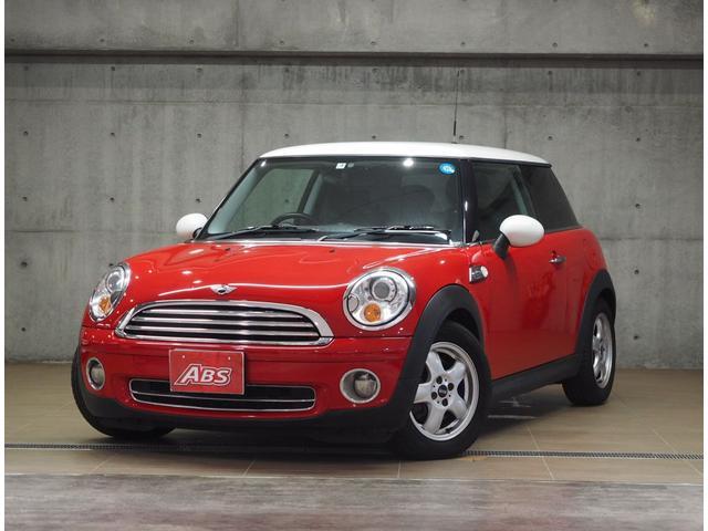沖縄の中古車 MINI MINI 車両価格 59万円 リ済別 2009(平成21)年 7.8万km レッドII