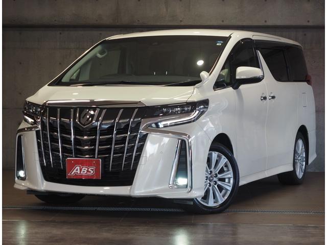 沖縄県の中古車ならアルファード 2.5S 禁煙1オーナー 保証継承可 両側Pドア LED