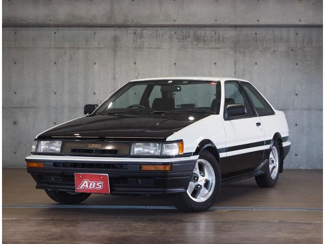 沖縄県の中古車ならカローラレビン GT オートマ 実走行 後期モデル 社外マフラー 純正AW