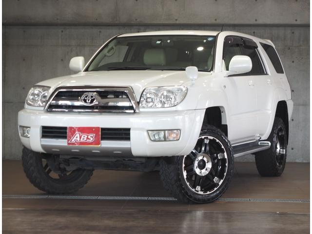 沖縄県の中古車ならハイラックスサーフ SSR-X リフトUP 20AW シートカバー TV DVD