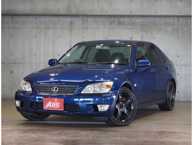 沖縄県の中古車ならアルテッツァ AS200 Zエディション 17AW