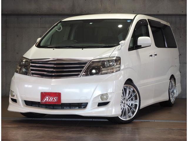 トヨタ AS 買取1オーナー 20インチAW ローダウン 新品タイヤ