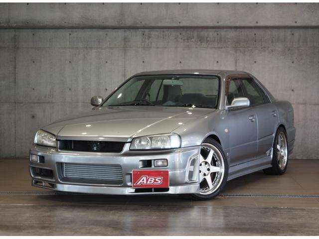 沖縄県の中古車ならスカイライン GT RB25DETエンジンNE06ターボGTRタイプエアロ