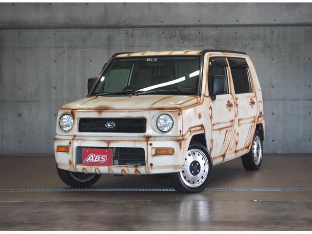 沖縄の中古車 ダイハツ ネイキッド 車両価格 39万円 リ済別 2001(平成13)年 11.5万km サビ風色替