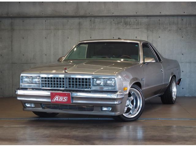 シボレーエルカミーノ:沖縄県中古車の新着情報