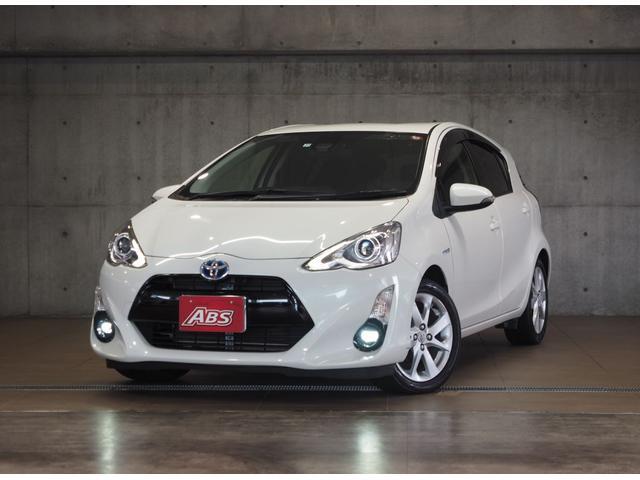 トヨタ G 買取1オーナー セーフティセンス スマートエントリーPKG ツーリングPKG LEDヘッドライト
