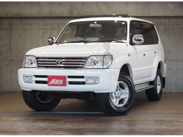 ランドクルーザープラド:沖縄県中古車の新着情報